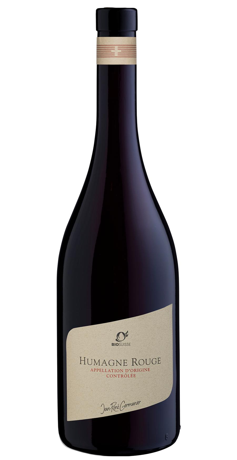 Landolt - Humagne Rouge Bio AOC Valais